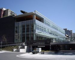 City of North Vancouver Library