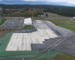 Comox Valley Airport Extension