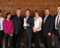 VCRA Award 2012